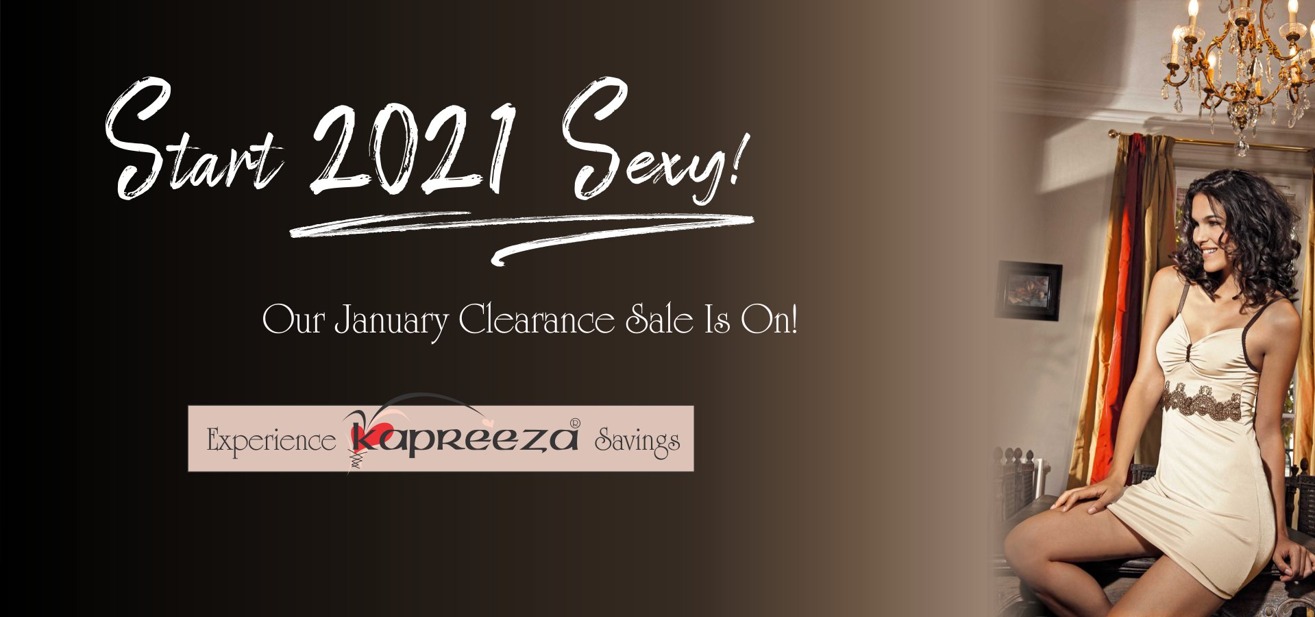 January Clearance Sale
