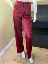 Casablanca Burgundy Long Lounge Pants
