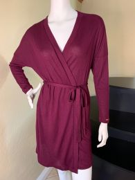 Paris Cherry Lounge Robe