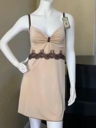 Creamy Cinnamon Lounge Dress