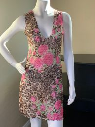 Roxy Hand-Made Italian Lace Dress